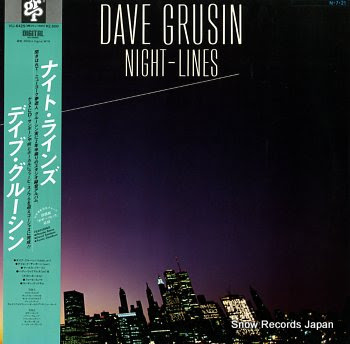 GRUSIN, DAVE night lines