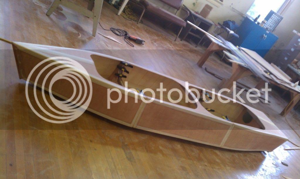 Plywood boat designs   Geno