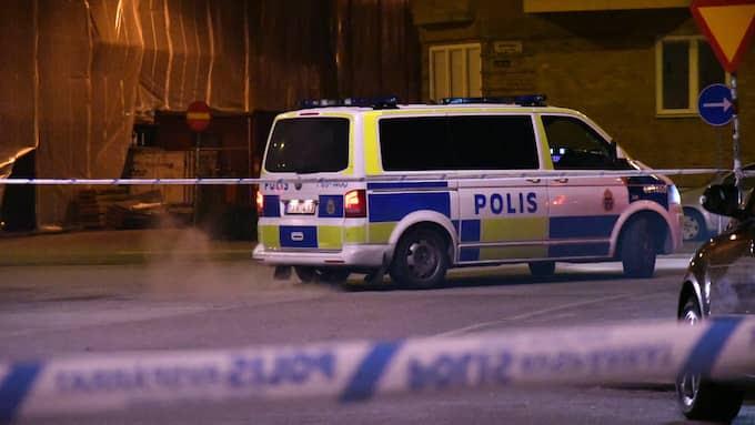 En 44-årig man knivskars till döds i Malmö natten mot söndag. Foto: Mikael Nilsson