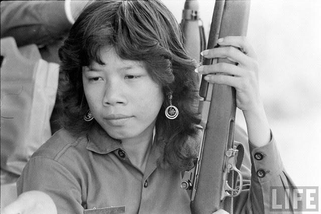 Thanh Nữ Cộng Hòa 1961