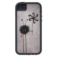 Evil Flower Bug Vintage Extremely Protective iPhone 5 Case