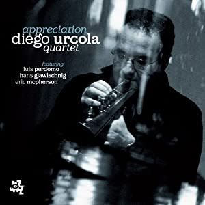 Diego Urcola - Appreciation cover