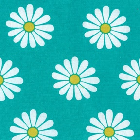 Find Turquoise daisy floral fabric, daisy floral fabric, daisy floral fabrics, white daisy floral fabric