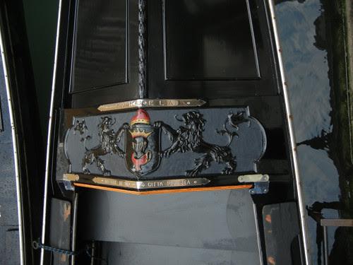 DSCN1314 _ Gondolas, Agenzia Gondolieri Travel Bacino Orseolo, 13 October