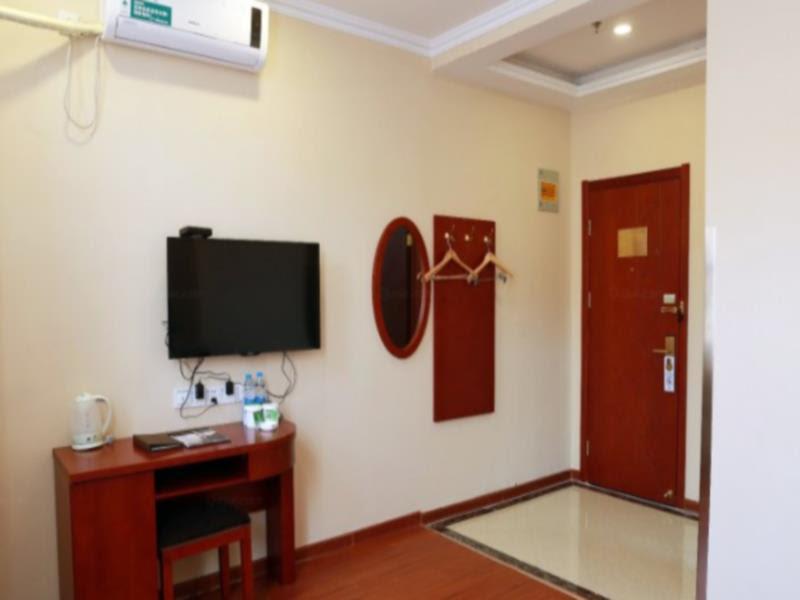 Price Greentree Inn Jiangsu Suqian Yiwu Business Center Fukang Avenue Express Hotel