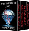RIVER JEWEL RESORT BOX SET Books 1-4 BOOK BUNDLE - Madison Sevier