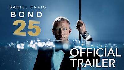 مراجعة فيلم Bond 25 بطولة رامي مالك