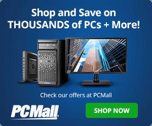 PCmall Banner 300x250