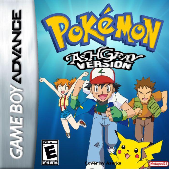 Pokemon Ash Gray Rom Download Gba Hack