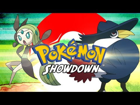 pokemon showdown  You Play Games
