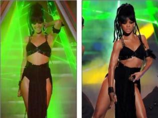 Φωτογραφία για VIDEO: Η Rihanna έκλεψε την παράσταση στο American Idol