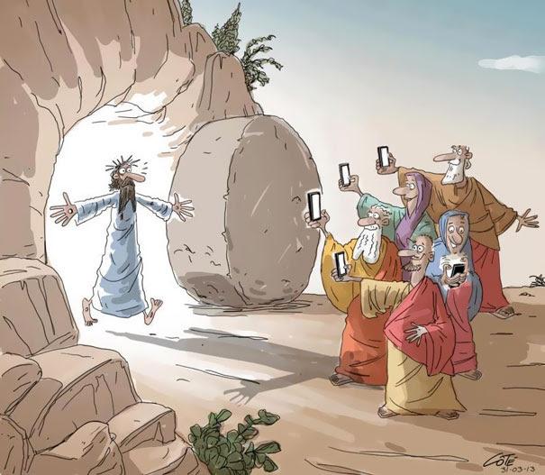 Registrando a ressurreição