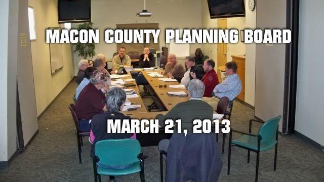 Planning Board 03-21-2013