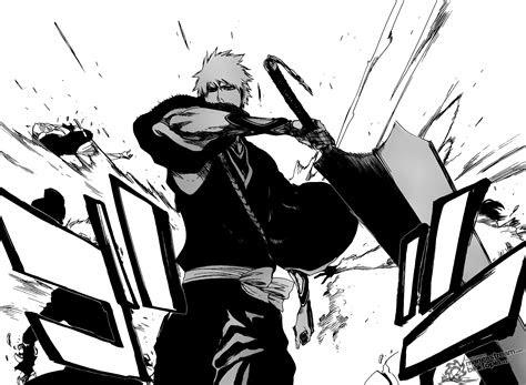 ichigo kurosaki  sword daily anime art