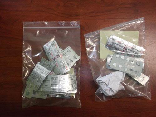 Σύλληψη για κλοπή μοτοποδηλάτου και διάθεση ναρκωτικών ουσιών
