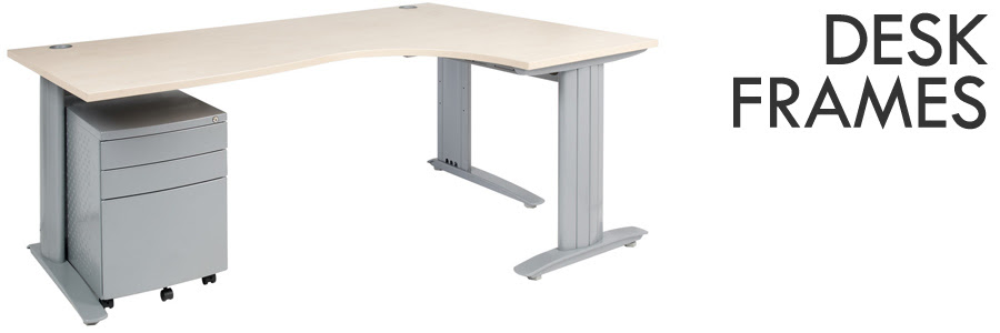 Desk Frames Euro Fit Systems Euro Fit Systems
