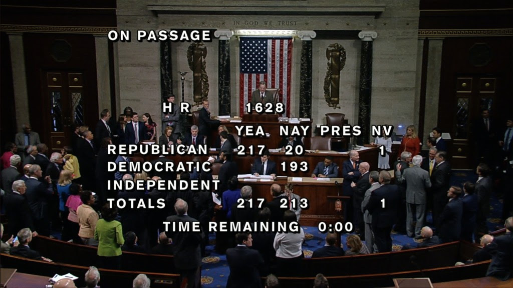 Image result for healthcare bill passed house