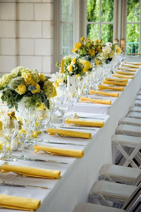 Best 25  Yellow White Wedding ideas on Pinterest   Yellow