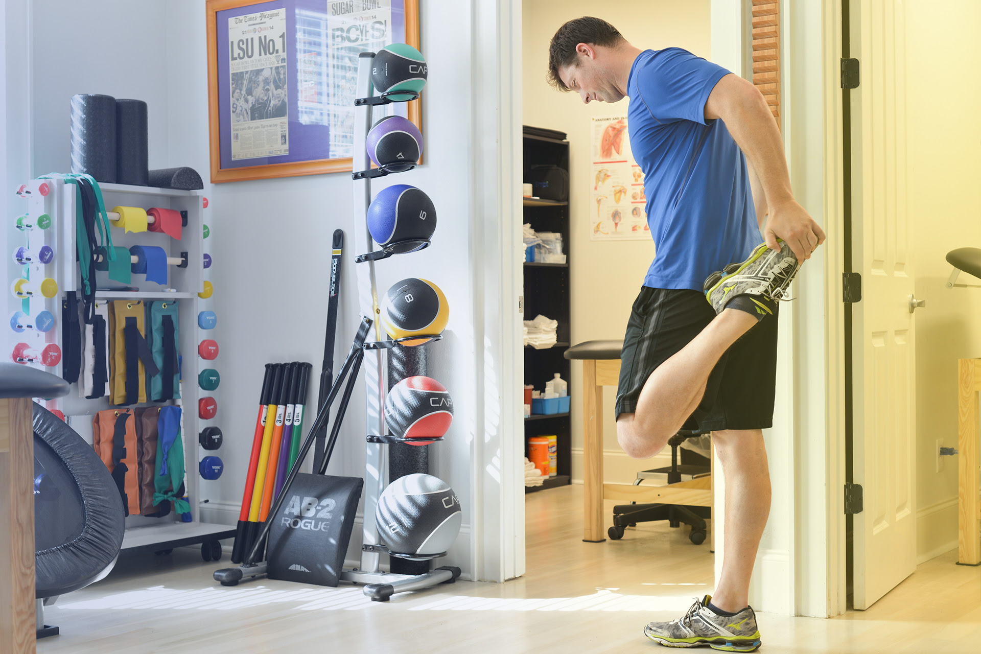 Mid City Therapy | New Orleans physical therapists