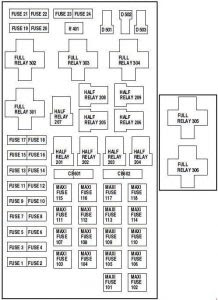 98 ford expedition radio wiring diagram image 5