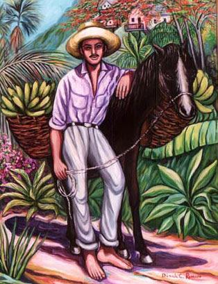 Jibaro of Puerto Rico