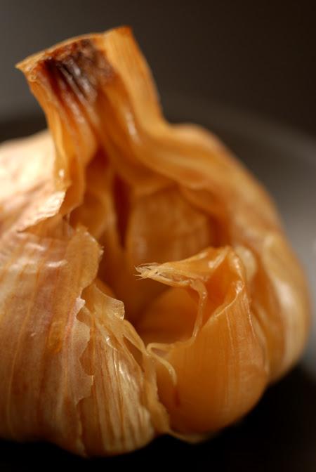 slow roasted garlic© by Haalo