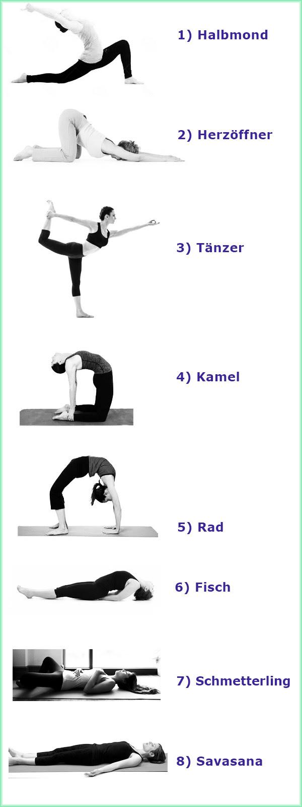Yoga Ubungen Fur Dein Herzchakra Die Energie Von Bedingsloser Liebe Und Freude Lichterleben Com Blog