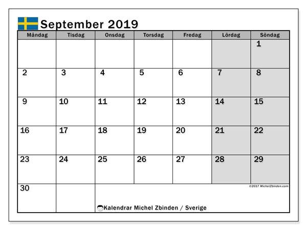 Kalender 2021 Skriva Ut Gratis Svenska - Skriv ut kalender ...