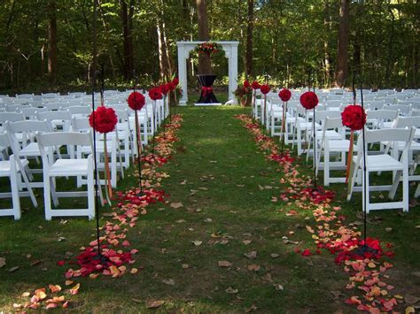 Outdoor Wedding?   romanceishope