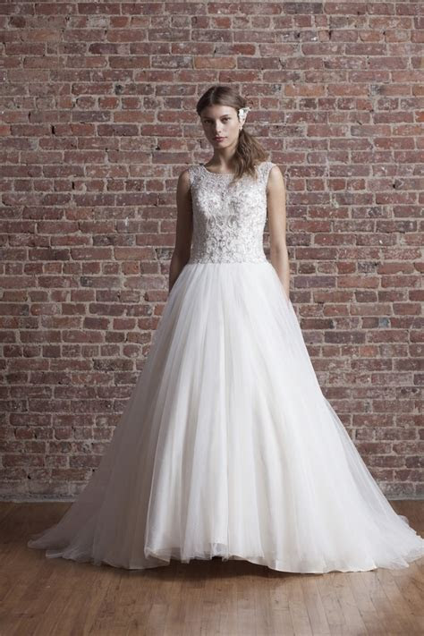 44 Brand New Wedding Dresses That 2017 Brides Need to See