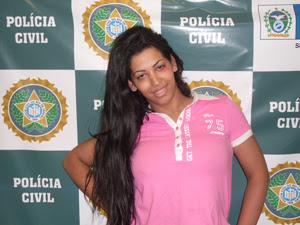 Travesti é suspeito de tentativa de homicídio de marinheiro (Foto: Divulgação Polícia Civil)