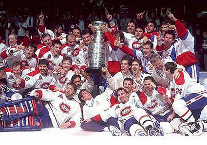 Montreal 1993 Stanley Cup, Montreal 1993 Stanley Cup