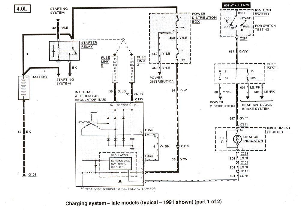4 Flat Trailer Wiring Diagram For 2000 Ford Ranger Wiring Diagram Explore Explore Graniantichiumbri It