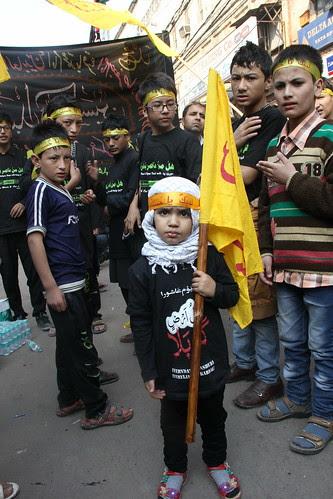 Kargil Shias  Ashura Delhi 2013 by firoze shakir photographerno1
