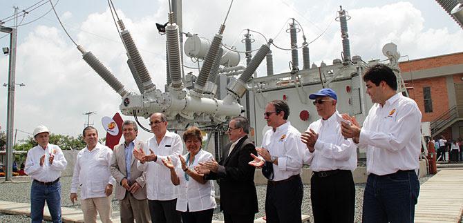 Con calidad y tecnología de punta, Emcali entregó subestación eléctrica Alférez I
