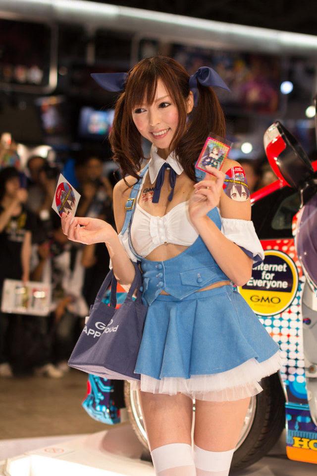 Tokyo Beauties at 2012 Game Show