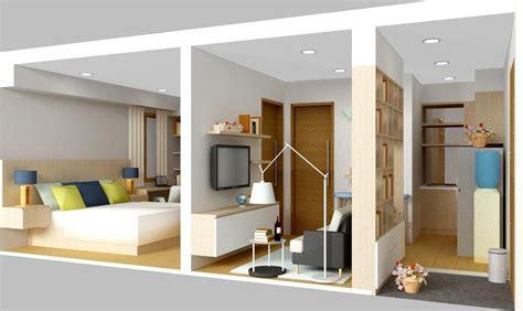 tata ruang rumah sempit ~ fresh home design