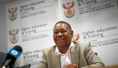 Republic of South Africa Minister of Higher Education & Training Blade Nzimande is also the Secretary General of the South African Communist Party. Nzimande is being accused of by-passing university officials in developing new bill. by Pan-African News Wire File Photos