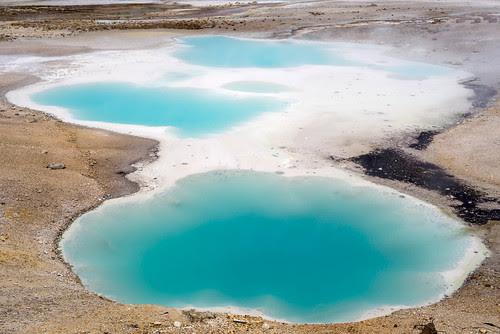 pools - Norris basin