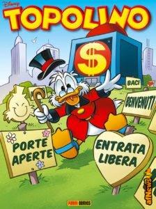Topolino 3191 cartellonistico