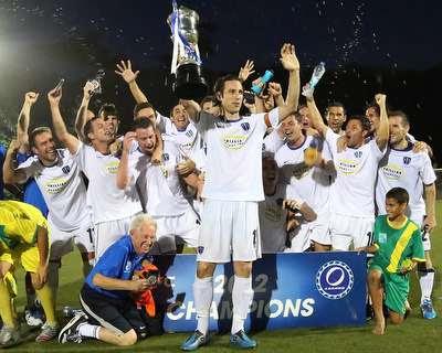 Auckland City Campeão