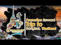 Promotion Reward Truecoins LTD Trip To Bangkok, Thailand
