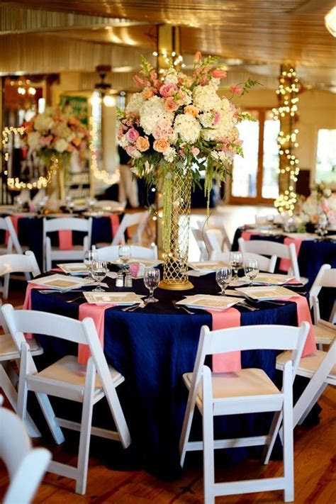 Pink and Navy Texas Wedding from Krystle Akin Photography