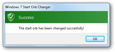 Windows 7 Start Orb Changer