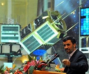 Ahmadinejad - Iran's Building Three-Stage Rocket