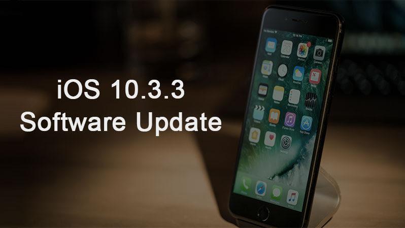 Apple libera atualizações iOS 10.3.3 para Iphone, macOS e watchOS