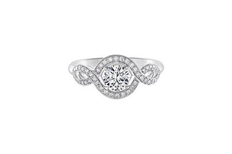 Lily Cluster Diamond Engagement Ring   Harry Winston