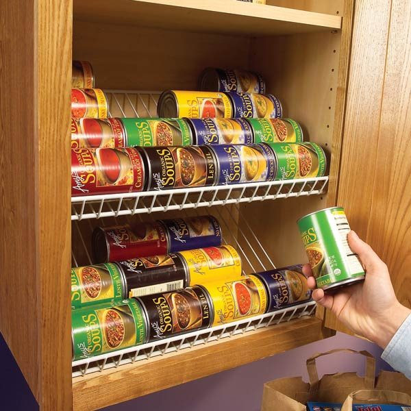 Kitchen Storage Solutions: Pantry Storage Tips & Cabinet ...