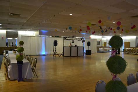 Massachusetts Sweet 16 DJ Irish Social Club in Boston, MA