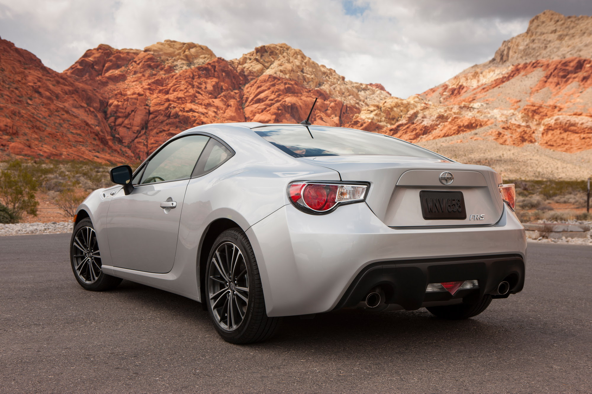 2013 - 2015 Scion FR-S Review - Top Speed
